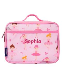Personalised Kids Lunch Bags - Ballet
