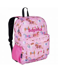 Personalised kids Horses Backpacks