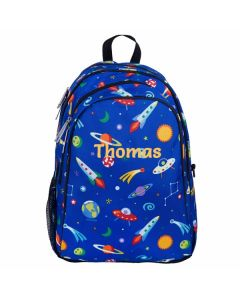 Space Children's Backpack - Personalisable