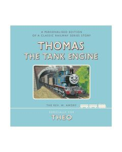 Personalised Thomas The Tank Engine Book for Kids