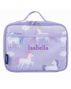 Personalised Unicorn Lunch Bags