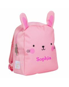 Bunny Personalised Toddler Backpack