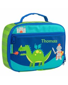 Personalised Stephen Joseph Dragon Lunch Bags