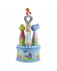 baby musical carousel - peter rabbit