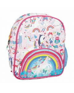 Rainbow Fairy Toddler Backpack