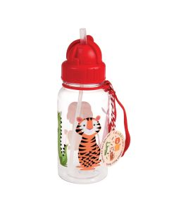 Colourful Animals Water Bottle for Kids