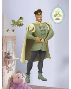 Disney Princess & The Frog Prince Naveen Giant Wall Sticker