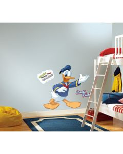 Disney Mickeys Clubhouse Donald Duck Giant Wall Sticker