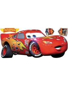 Disney Cars Lightening McQueen Giant Wall Stickers
