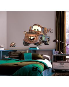 Disney Cars Mater Giant Wall Stickers