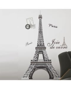 Tour Eiffel Wall Sticker