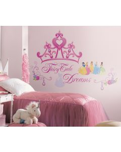 Disney Princess Crown Wall Stickers
