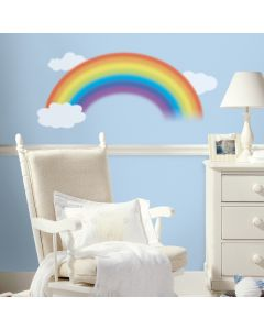 Rainbow Giant Wall Stickers