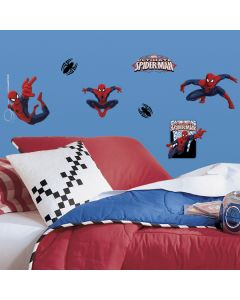 Ultimate Spider-Man Wall Stickers