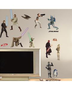 Star Wars' Prequel Wall Stickers