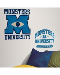 Monsters University Giant Wall Stickers