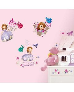 Sofia the First Wall Stickers