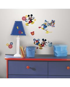 Mickey Mouse Club Capers Wall Stickers