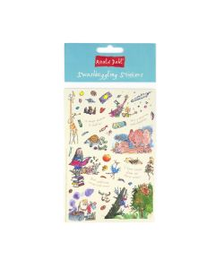 Roald Dahl Sticker Sheet
