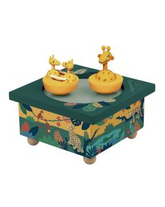Jungle Baby Music Box