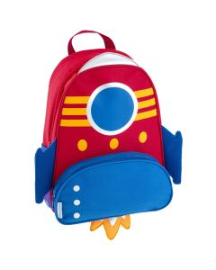 Personalised boy space theme backpack