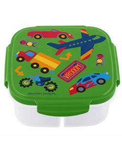 Transport Kids Snack Boxes