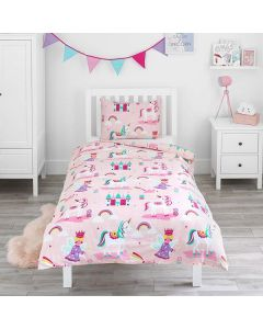 Children's Unicorn Fairytale Bedding