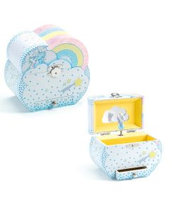 Personalisable Girls Jewellery Boxes - Unicorn Dream