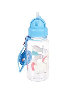 Magical Unicorn Water Bottle for Girls