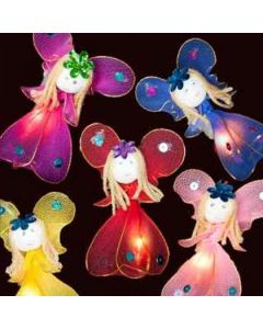 Multi- Coloured Fairy Princess Fairy Lights