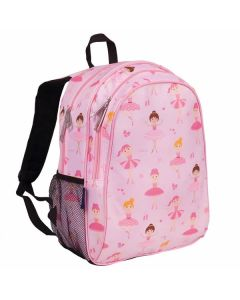 Pink Ballerina Girls Backpack - Wildkin