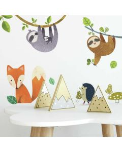 Forest Friends nursery Wall Stickers