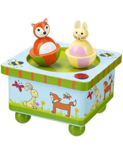 Baby Music Boxes - Forest Friends